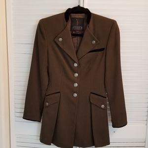 Jessica vintage trendy coat